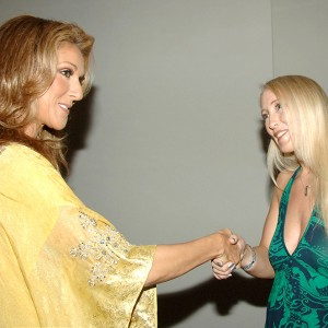 Meeting Celine in Dubai